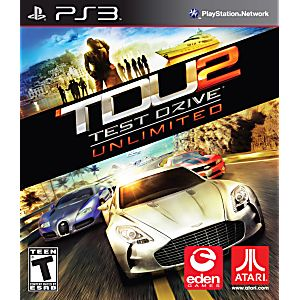 test drive unlimited 2 playstation 3 game