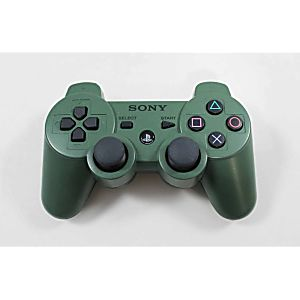 Dualshock 3 Wireless Controller - Jungle Green (USED)