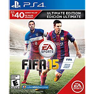 FIFA 15: Ultimate Edition