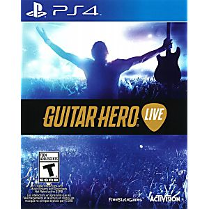 Guitar Hero Live (Game Only)