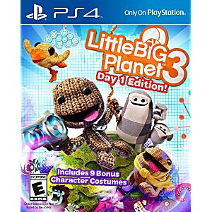 Littlebigplanet 3: Day 1 Edition