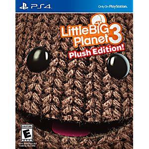 Littlebigplanet 3 Plush Edition