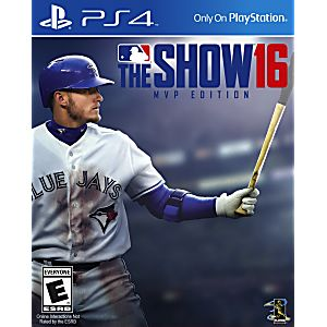 MLB 16: The Show MVP Edition