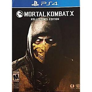 Mortal Kombat X: Kollector's Edition Amazon Exclusive