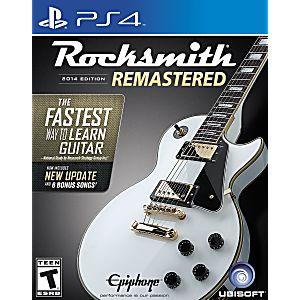 Rocksmith 2014 Edition Remastered