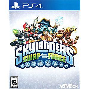 Skylanders Swap Force (Game Only)
