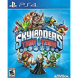 Skylanders Trap Team (Game Only)