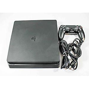 Playstation 4 Slim Black 500 GB System