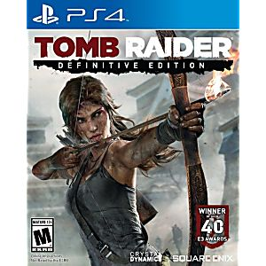 Tomb Raider: Definitive Version