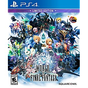 World of Final Fantasy: Limited Edition