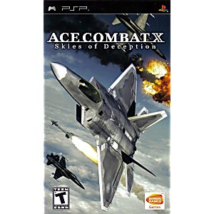 Ace Combat X Skies of Deception