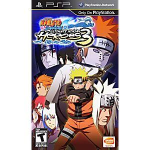naruto shippuden ultimate ninja storm heroes 3 psp download