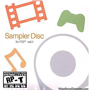 Sampler Disc: Volume 1