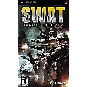 SWAT Target Liberty
