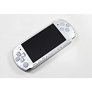 PSP-3000 Handheld System (Silver) - Discounted