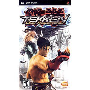 Tekken Dark Resurrection Psp Game