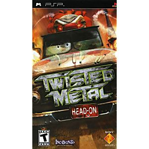Twisted Metal Head On