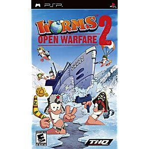 Worms Open Warfare 2