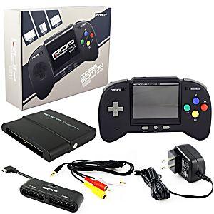 New RDP Retro Duo Portable Handheld System - Black