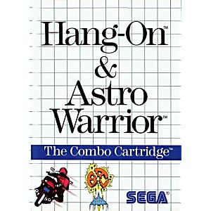 Hang-On and Astro Warrior