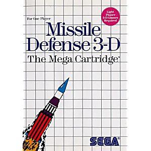 Missile Defense 3D