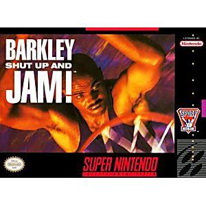 Barkley Shut Up and Jam