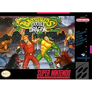 Battletoads / Double Dragon the Ultimate Team