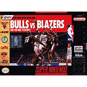 Bulls vs. Blazers