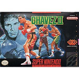 Chavez Boxing II 2