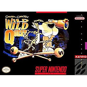 Chester Cheetah Wild Wild Quest