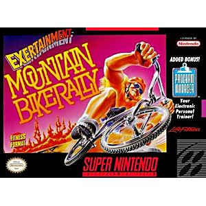 Exertainment Mountain Bike Rally