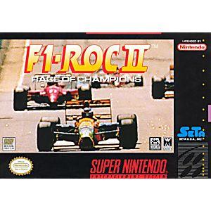 F1 Race Of Champions 2