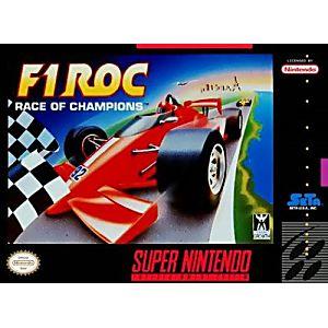 F1 ROC: Race of Champions