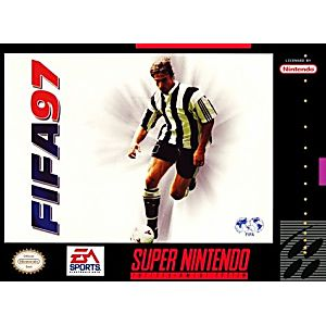 FIFA Soccer 97 Gold