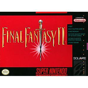 Final Fantasy II 2