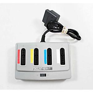 SNES Super Nintendo Hori HSM-07 Multi-Tap Adapter
