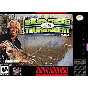 Jimmy Houston's Bass Tournament USA