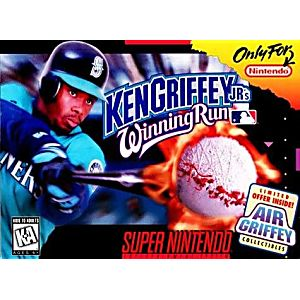 Ken Griffey Jrs. Winning Run