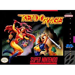 Kendo Rage