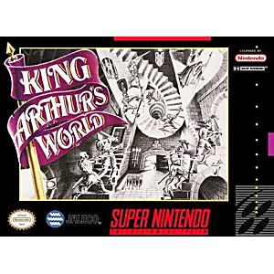 King Arthur's World