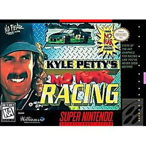 Kyle Petty's No Fear Racing