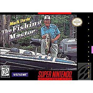 Mark Davis Fishing Master