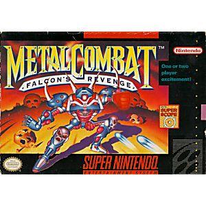 Metal Combat Falcon's Revenge