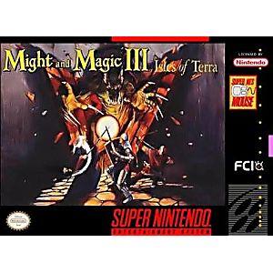 Might and Magic 3