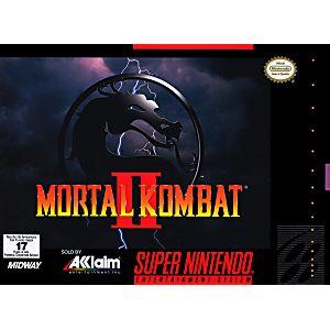 Mortal Kombat II 2