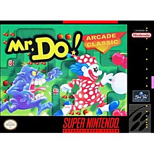 Mr. Do!