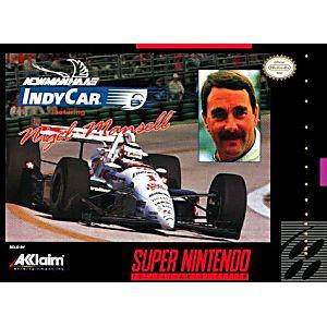 Newman Haas Indy Car