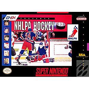 NHLPA Hockey