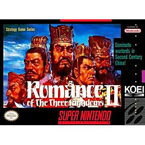 Romance of the Three Kingdoms 2