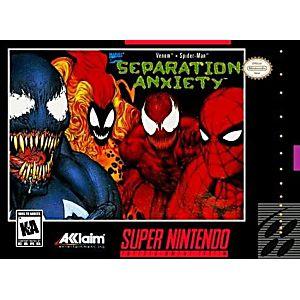 Spider-Man / Venom Separation Anxiety